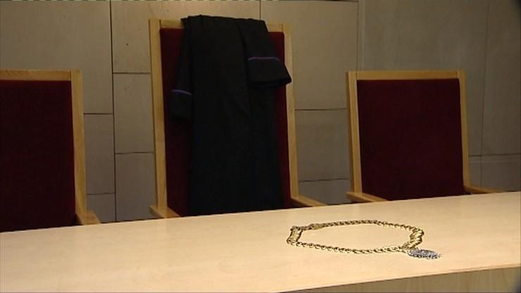 Sędziowie zebrali się na korytarzu. Mianowana przez Z. Ziobrę prezes ponownie odwołała zgromadzenie