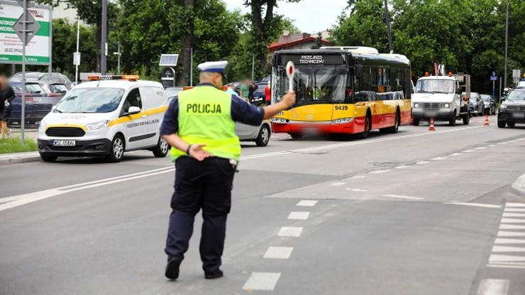 Wypadek na Bielanach. Kierowca autobusu nie trafi do aresztu