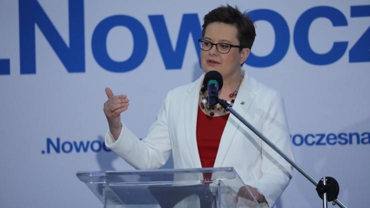 Lubnauer: Nowoczesna będzie przeciwko aresztowi dla Gawłowskiego