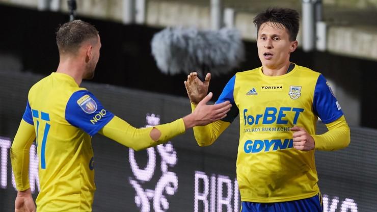 Fortuna Puchar Polski: Arka Gdynia pokonała Koronę Kielce w 1/16 finału