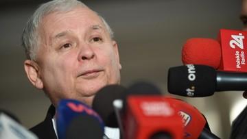 """""""Dorosłe koty mleka nie piją"""" - Kaczyński o programie """"Ucho Prezesa"""""""