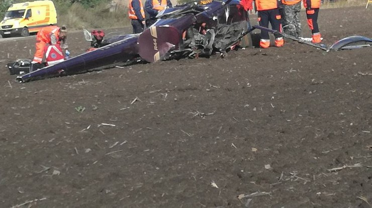 Tragiczny wypadek śmigłowca na rajdzie Liepāja. Wśród poszkodowanych są Polacy. Kajetanowicz wycofał się z rajdu
