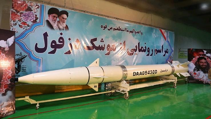 Iran: Korpus Strażników Rewolucji chce rozwijać program rakietowy