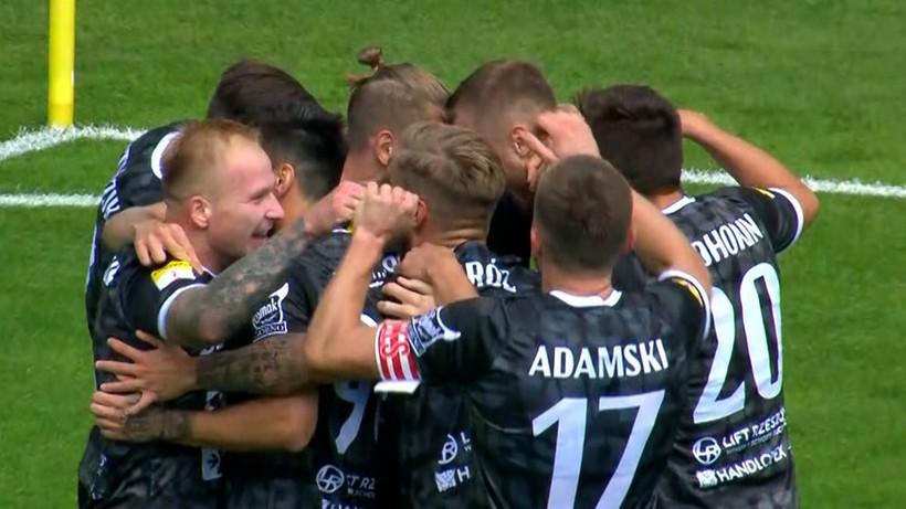 Fortuna 1 Liga: Wielka niespodzianka w Łodzi! Dublet Damiana Hilbrychta