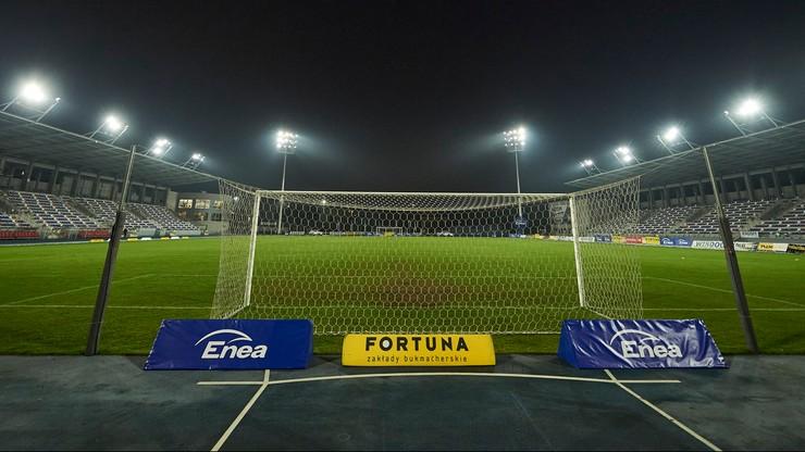 Fortuna 1 Liga: Mecz Radomiak Radom - Bruk Bet Termalica przełożony