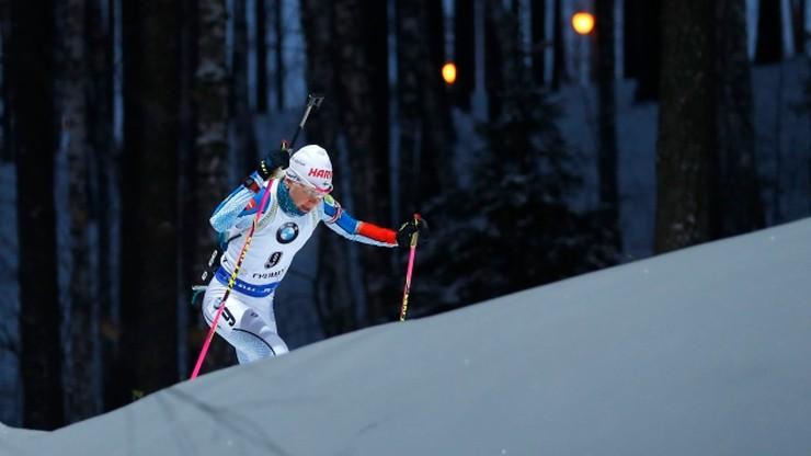 PŚ w biathlonie: Wygrana Makarainen, Polki bez punktów