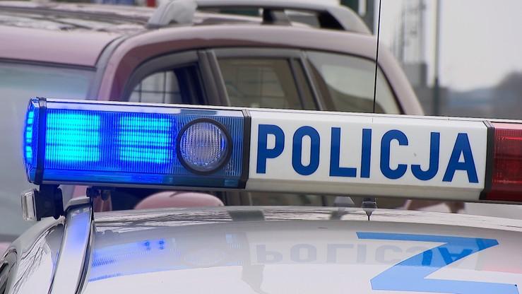 Pościg i strzelanina w Bytomiu. Młody mężczyzna uciekł policji