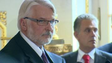 Waszczykowski: jeśli zachowanie Rosji będzie eskalować, NATO podejmie prawdopodobnie nowe decyzje