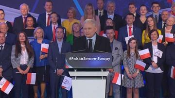 Kaczyński: Jeśli PiS nie zwycięży w kolejnych wyborach, Polska zacznie się cofać