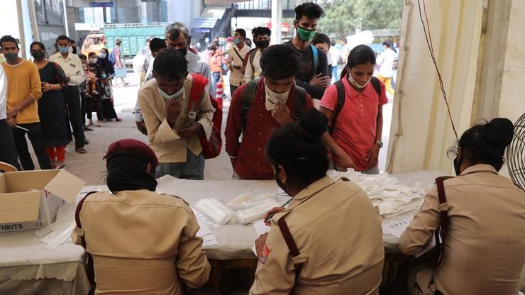 Indie. Wykryto podwójnie zmutowany wariant koronawirusa