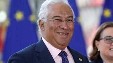 Premier Portugalii: Grupa Wyszehradzka nie dostanie ważnych stanowisk w Unii