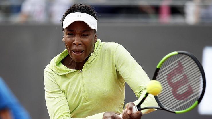 French Open: Porażki Williams i Kuzniecowej