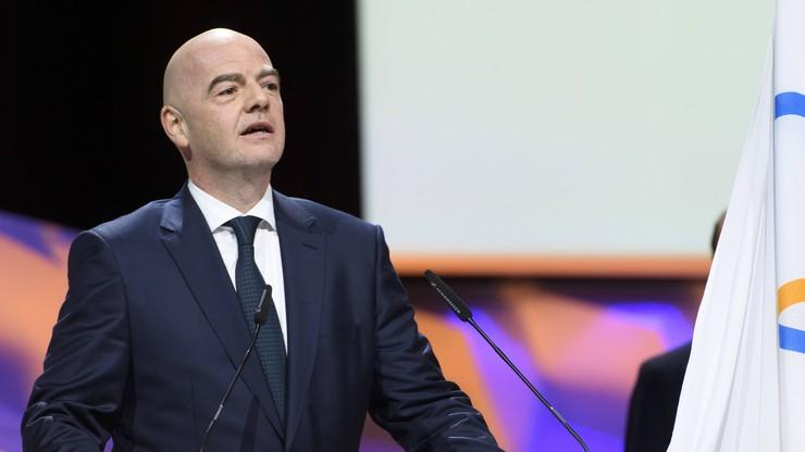 FIFA rekomenduje klubom przedłużanie kończących się 30 czerwca umów piłkarzy