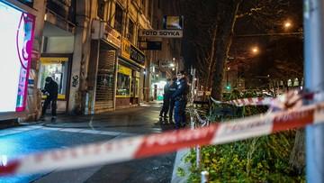 Atak dwóch nożowników w centrum Wiednia. Ranne zostały cztery osoby