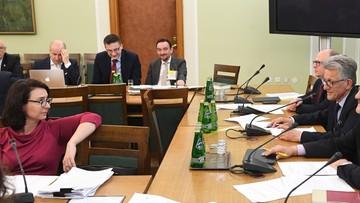 Sejmowa komisja przyjęła poprawki PiS i PO do ustawy o Sądzie Najwyższym