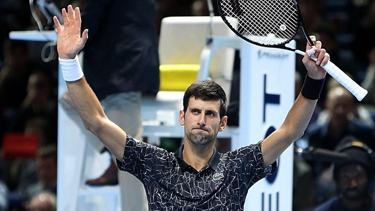 ATP w Cincinnati: Djoković w półfinale