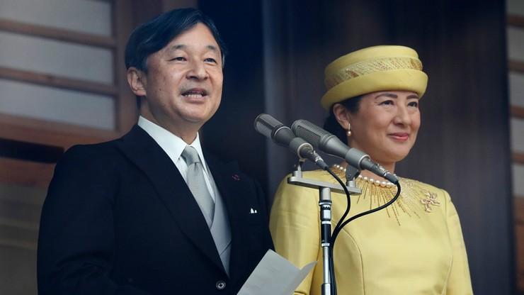 Japonia: ponad 140 tys. osób słuchało pierwszych wystąpień cesarza Naruhito