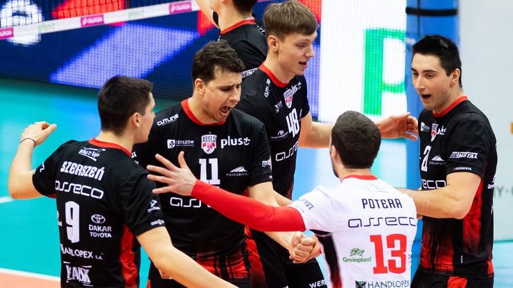 Prezes Asseco Resovii podsumował sezon w PlusLidze