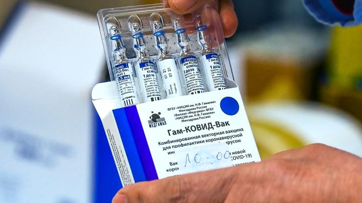 Media: Berlin chce, by KE rozpoczęła rozmowy ws. rosyjskiej szczepionki