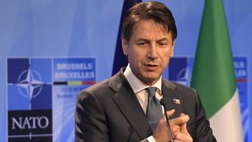 Premier Włoch: nie zwiększymy wydatków na rzecz NATO
