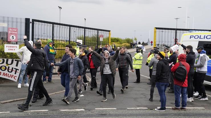 Manchester United - Liverpool: Mecz przełożony z powodu protestów kibiców - Polsat Sport