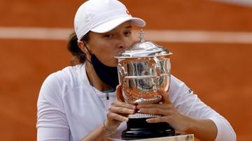 Roland Garros: Iga Świątek – Kaja Juvan. Relacja i wynik na żywo