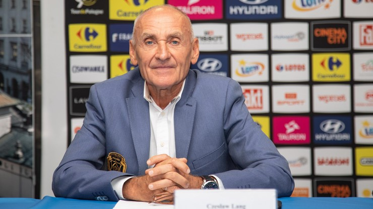 Lang: Mamy pewne ograniczenia, jeśli chodzi o trasę Tour de Pologne