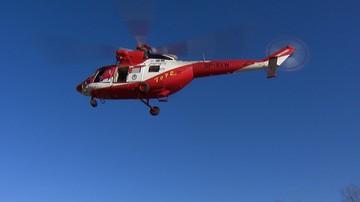 Turysta pośliznął się i spadł z dużej wysokości. To szósta śmierć w Tatrach od świąt
