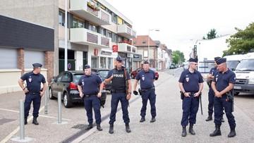 Państwo Islamskie stoi za atakiem w Normandii. Jedna osoba zatrzymana
