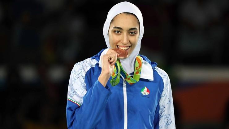 Z Iranu zniknęła pierwsza medalistka olimpijska