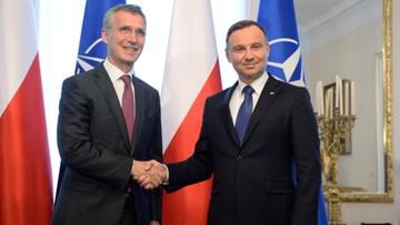 Prezydent: chcemy, by szczyt NATO w Warszawie odpowiedział na wszystkie wyzwania