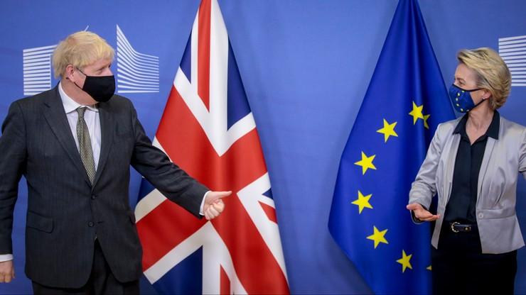 Johnson: nie możemy pozostać w orbicie regulacyjnej UE