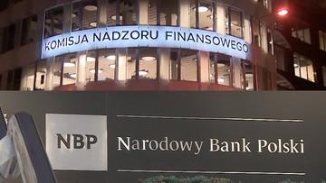 CBOS: spadło zaufanie Polaków do KNF i NBP