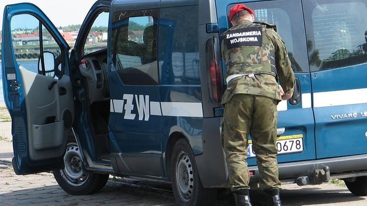 """Żandarmeria Wojskowa ramię w ramię z policją. Żołnierze wezmą udział w akcji """"Znicz"""""""