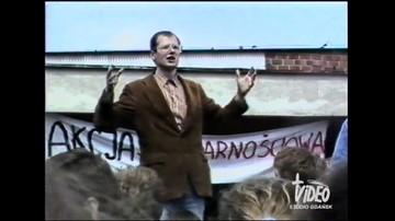Europejskie Centrum Solidarności wspomina Pawła Adamowicza. Wzruszający film z unikatowymi zdjęciami