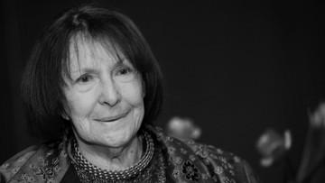 Zmarła Wanda Chotomska - autorka wierszy, piosenek i opowiadań dla dzieci. Miała 88 lat