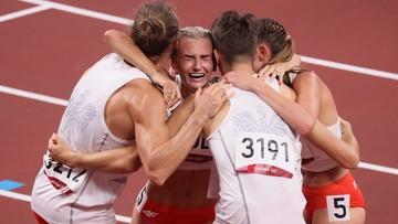 Pierwszy złoty medal dla Polaków na igrzyskach olimpijskich w Tokio