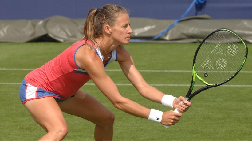 WTA w Kluż-Napoce: Alicja Rosolska odpadła w deblu