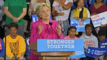 Clinton po opuszczeniu stanowiska miała mieć dostęp do tajnych dokumentów