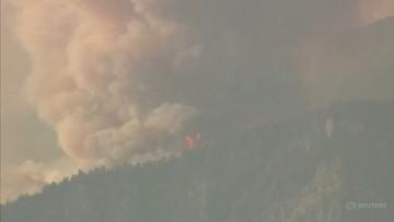 Pożary i tornado w Kanadzie. Tysiące osób musiało opuścić swoje domy