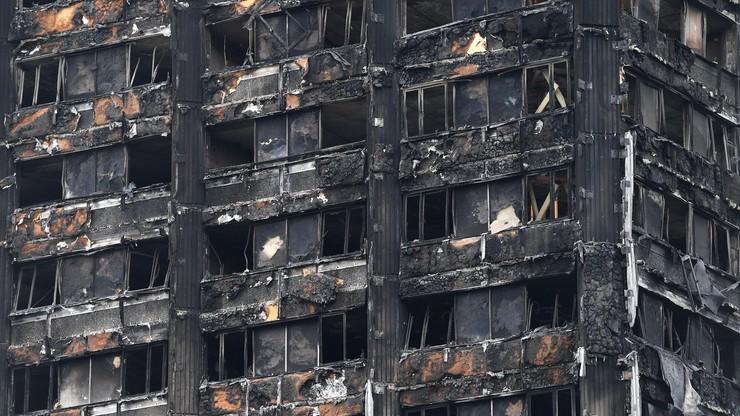 Skontrolowano 60 wieżowców w Wielkiej Brytanii. Wszystkie mają łatwopalną elewację