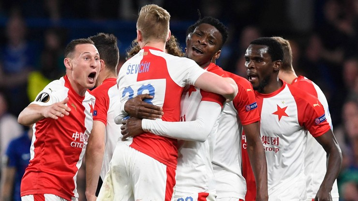 Fortuna Liga: Slavia Praga - Sigma Ołomuniec. Transmisja na Polsatsport.pl