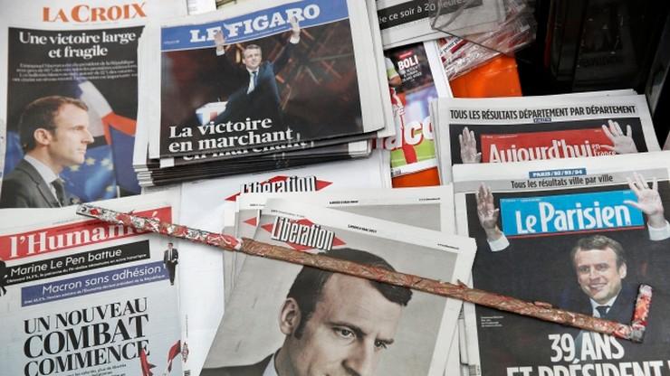 Media: Merkel niczego nie da Macronowi na piękne oczy