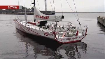 Polska Fundacja Narodowa pokazała jacht, który kupiła, aby promować Polskę