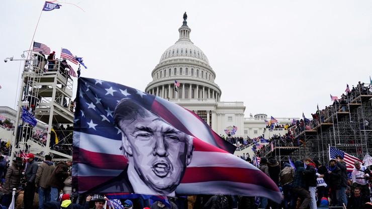 """""""Washington Post"""": FBI miało informacje o planach ataku na Kapitol"""