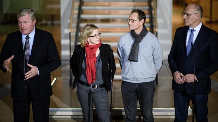 Agencja dpa: rozmowy o koalicji CDU/CSU z SPD przeciągną się do poniedziałku