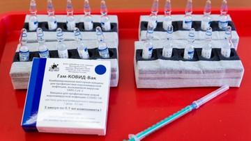 Czechy nie kupią rosyjskiej szczepionki. Poinformowano o powodach