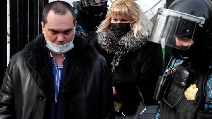 Adwokat Nawalnego: opozycjonista wysłany z aresztu śledczego, być może do kolonii karnej