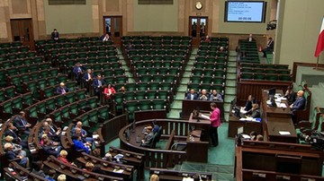 Mazurek: nie ma jeszcze decyzji, kto zastąpi Brudzińskiego na stanowisku wicemarszałka Sejmu