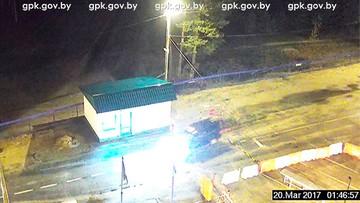 Groźny incydent na granicy Białorusi z Ukrainą. Obie strony podają różne wersje